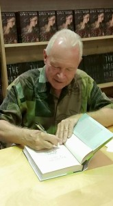 Terry signing at Powells (June 16, 2015)!