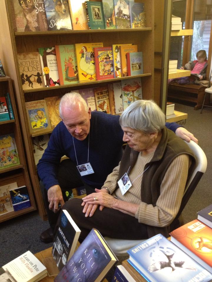 BrooksBlog: The Passing of Ursula K. Le Guin
