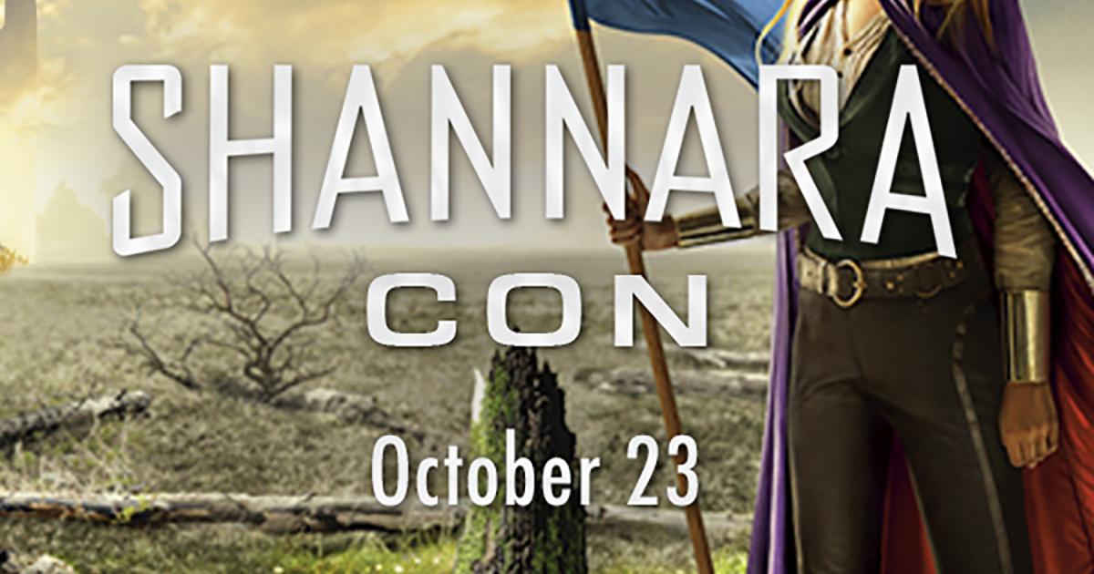 Shannara Con Tickets